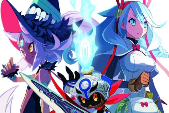 The Witch and the Hundred Knight 2 Characters Revealed