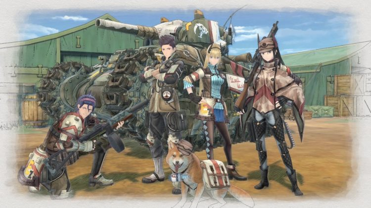 Beautiful new Valkyria Chronicles 4 trailer shows the Imperials