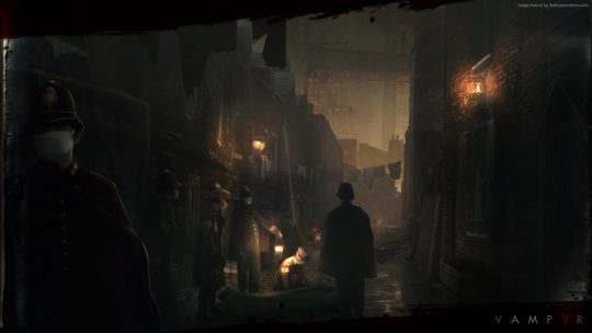 Vampyr Release Date Revealed & Episode 4 Video Released