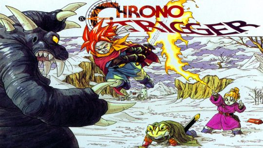 Chrono Trigger is out now on Steam!