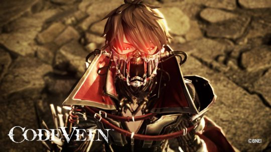 "Code Vein preview – ""Anime Dark Souls, with vampires."""