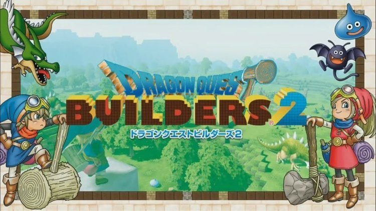 Dragon Quest Builders 2 is related to Dragon Quest II