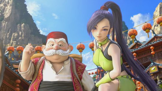 Dragon Quest 11's PS4 & PC release dates revealed. Switch version coming later.