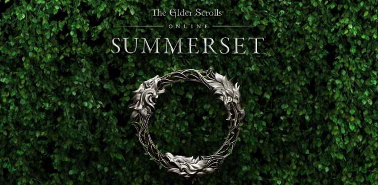 Elder Scrolls Online: Summerset Expansion Announced for May
