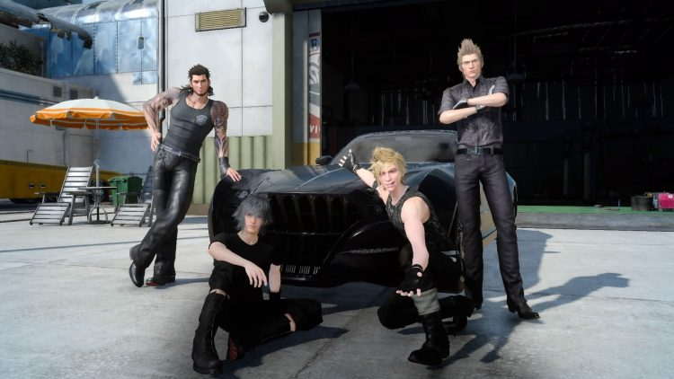 How to customise in-car music in Final Fantasy XV Windows Edition