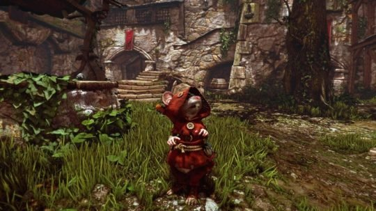 Beautiful RPG Ghost of a Tale gets a bug-fixing update – Patch notes