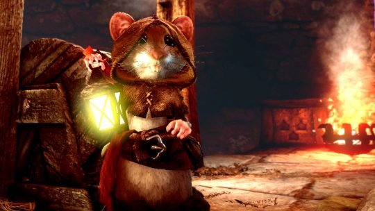 Adorable mouse-based action RPG Ghost of a Tale is out today on Steam