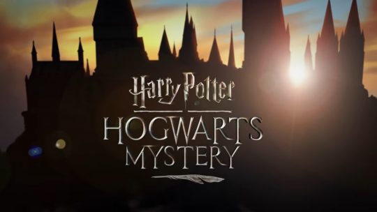 A new trailer has been released for Harry Potter: Hogwarts Mystery RPG