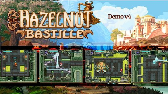 Hazelnut Bastille is coming to the Nintendo Switch