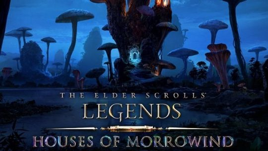 Two new Elder Scrolls Legends – Houses of Morrowind cards revealed
