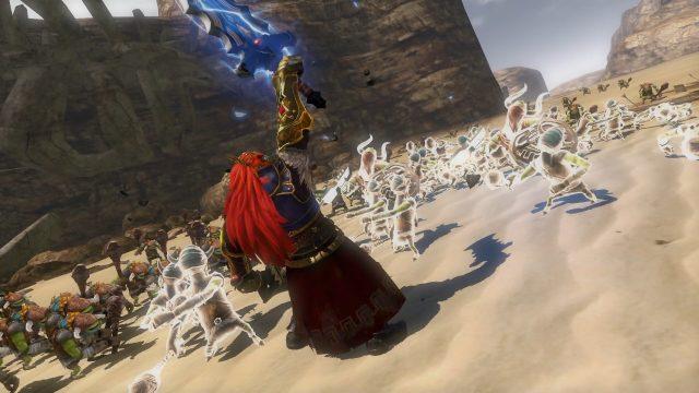 Znalezione obrazy dla zapytania hyrule warriors definitive edition gameplay