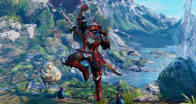 Ken Rathlos Armor