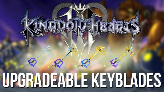 What Keyblade transformations will there be in Kingdom Hearts 3?