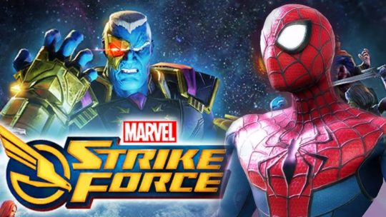 Free-to-play RPG Marvel Strike Force is out today for smartphones