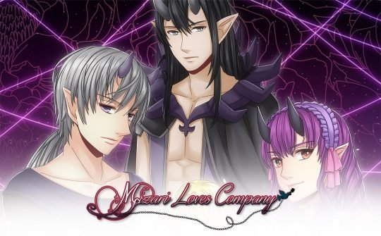 Mizari Loves Company can be an RPG or a visual novel. It's up to you.