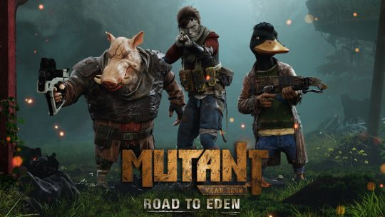 Mutant Year Zero: It's like XCom but with more ducks.