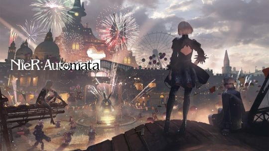 NieR Automata has already sold over 2.5 million copies!