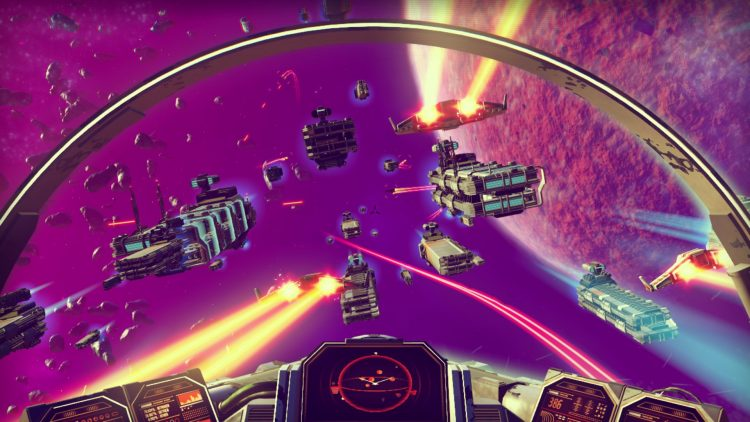 No Man's Sky announced for Xbox One & update teased
