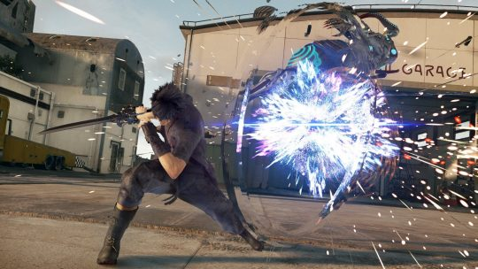 Noctis will be ready to rumble in Tekken 7 on March 20