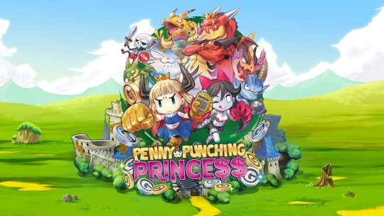 Meet the heroes of upcoming Switch RPG Penny-Punching Princess