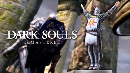 Dark Souls Solaire Amiibo now available to pre-order
