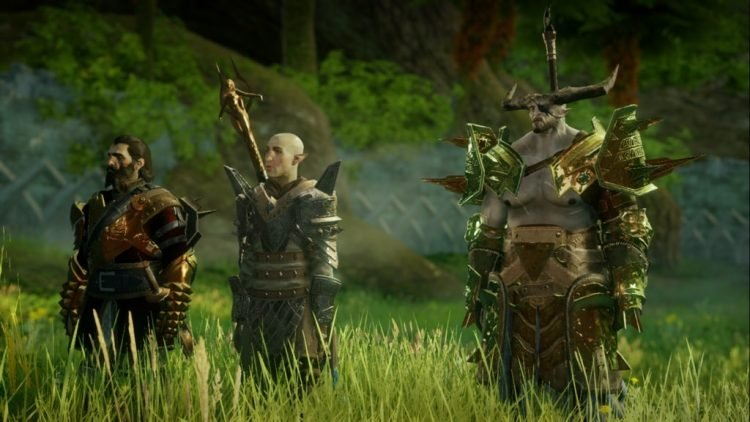 Dragon Age Inquisition theory: When Solas revealed his plan in a chess game!