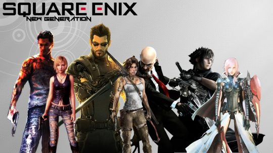 Green Man Gaming Square Enix PC Sale: 55% Off Final Fantasy, 79% Off Deus Ex & More!