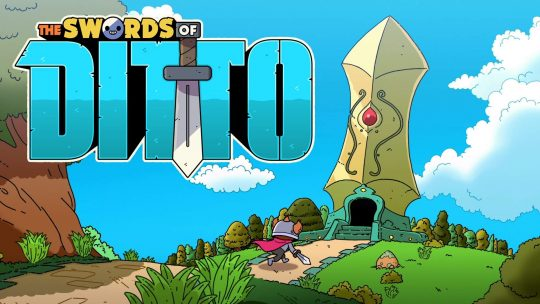 Silly & sweet action-RPG Swords of Ditto heading to PlayStation 4 and PC