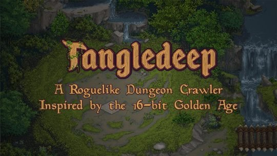 From videogame composer to game designer: Zircon on Tangledeep