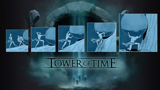 Tower of Time will finally leave Early Access this April.