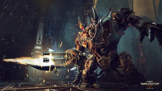 Warhammer 40,000: Inquisitor – Martyr gets a May launch window
