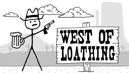 Stick figure RPG West of Loathing is heading to Nintendo Switch