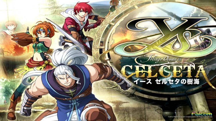 Ys: Memories of Celceta has just been announced for PC