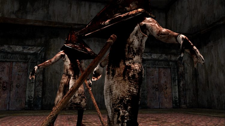 Are these the most terrifying videogame enemies?