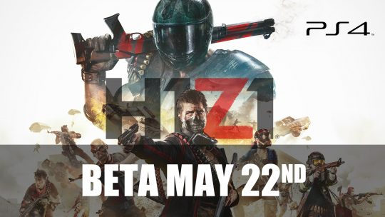 H1Z1 Battle Royale Beta Comes to PlayStation 4 as a Free-to-Play Title