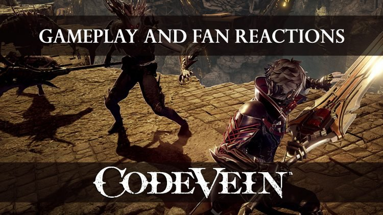 Code Vein New Trailer Shows Gameplay and Fan Reactions