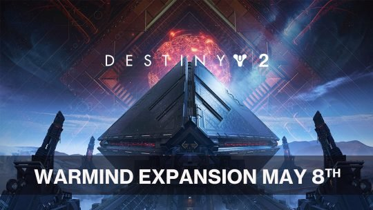 Destiny 2 Next Expansion: Warmind – Available May 8th