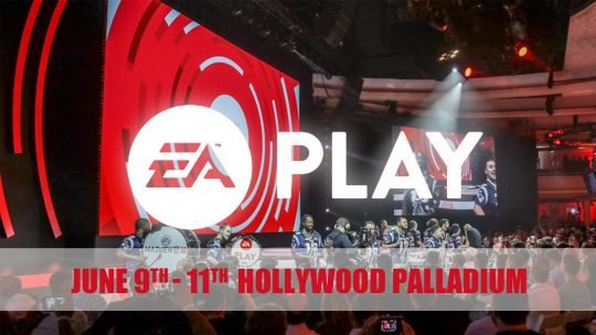 EA Play Press Conference June 9th to 11th