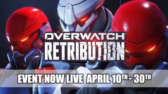 Overwatch Retribution Event & Version 2.37