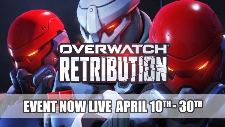 Overwatch Retribution Event & Version 2 37 | Fextralife