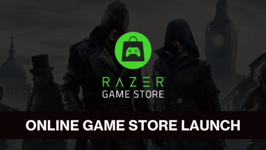Razer Launches Online Game Store