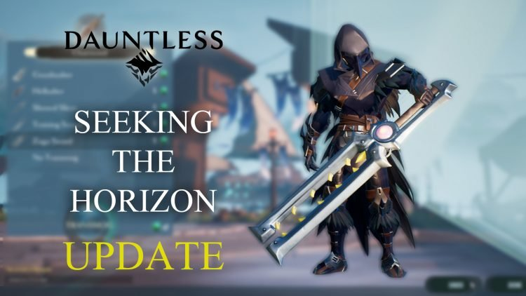 Dauntless Receives a Behemoth of an Update in Preparation for Open Beta