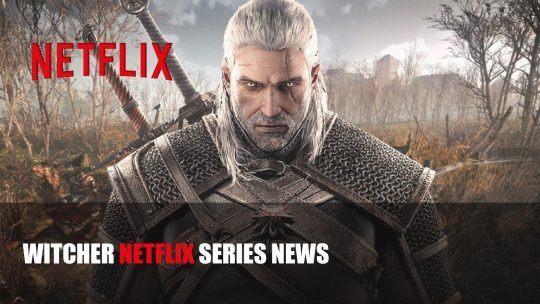 New Information on Witcher Netflix Series