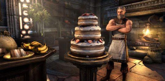 Celebrate Elder Scrolls Online's Fourth Year Anniversary