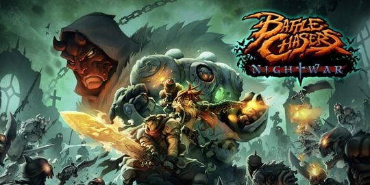 Battle Chasers: Nightwar is coming to Nintendo Switch on May 15
