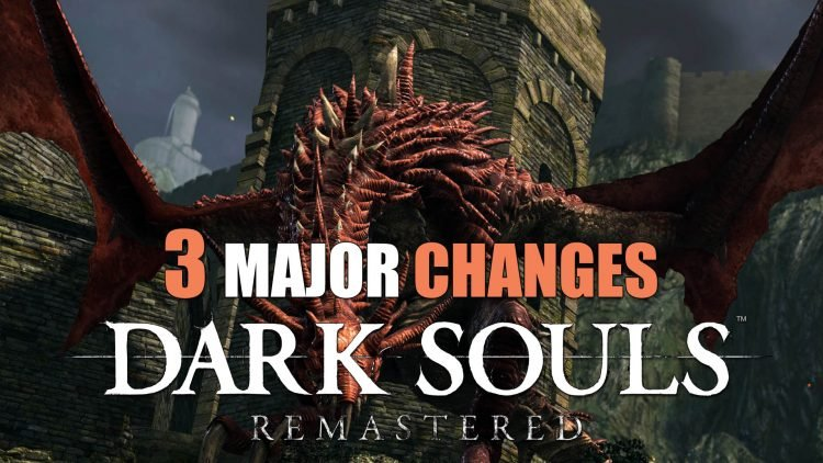 Dark Souls Remastered: What's Different and What's Not