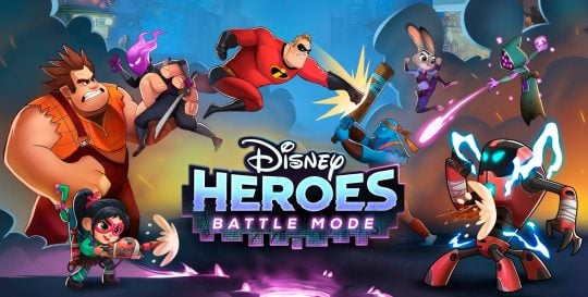PerBlue developing Disney Heroes: Battle Mode mobile RPG