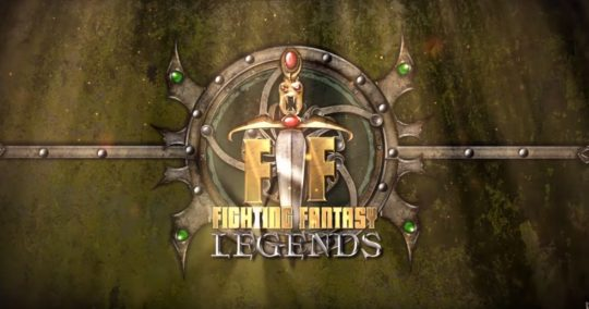 Asmodee Digital publish Nomad Games' Fighting Fantasy Legends on iOS & Android