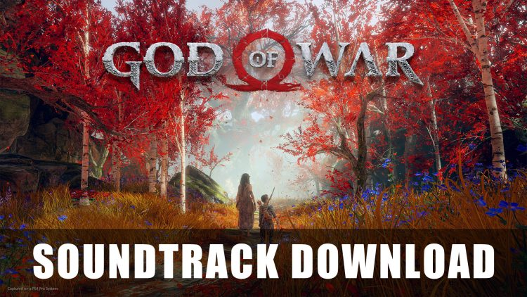 God Of War Soundtrack Available Now on Spotify