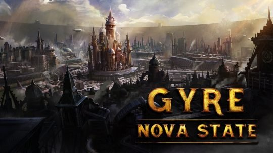 Gyre: Nova State crowdfunding campaign launched on Kickstarter